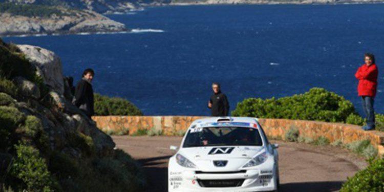 El Tour de Corse regresa al pasado con sus tramos