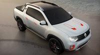 Renault presenta el pick up Oroch concept