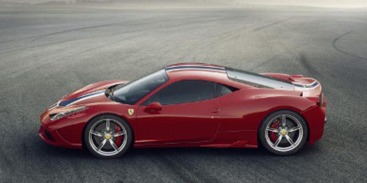 Ferrari 458 Speciale, Porsche 911 GT3 y McLaren 650S frente a frente