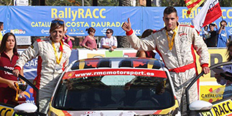 Cristián García se proclama campeón de la Beca RMC