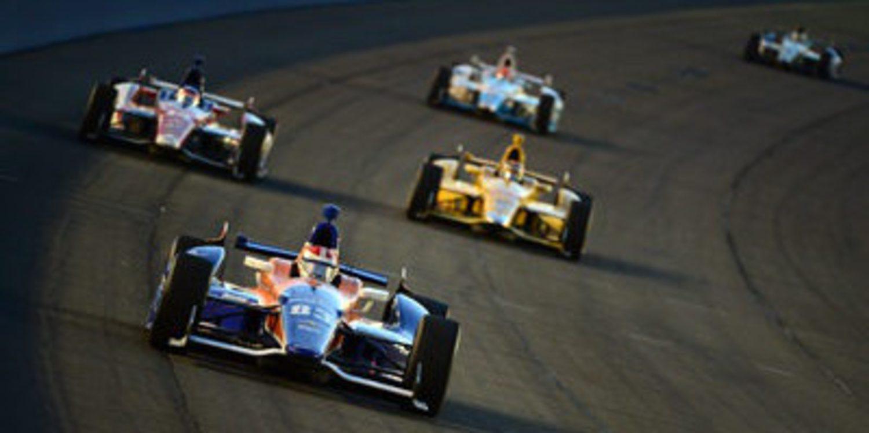 Se presenta el calendario de 2015 de las IndyCar Series