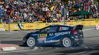 Los nuevas gomas Michelin ayudan a Mikko Hirvonen