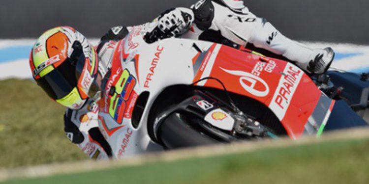 Yonny Hernández renueva con Pramac Racing Team para 2015