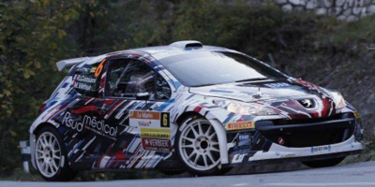 Lista de inscritos del Tour de Corse del ERC 2014