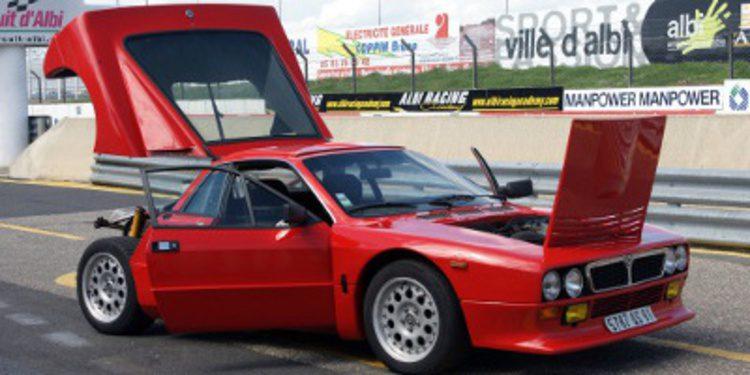 Recordando el Lancia 037 Stradale