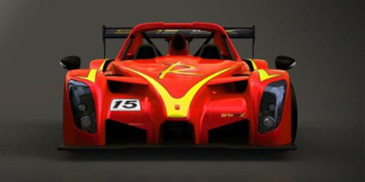 Radical presenta el nuevo SR8 RSX