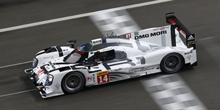 Porsche se lleva la pole más igualada del año en el WEC