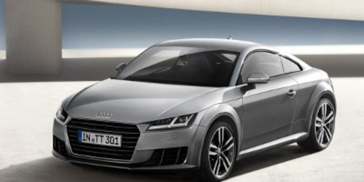Breve análisis de la gama Audi TT 2015