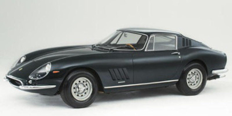 Raro Ferrari 275 GTB Berlinetta a subasta