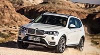 BMW prepara un X3 M cercano a los 400 CV