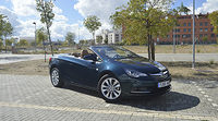 Prueba: Pasamos una semana con el Opel Cabrio