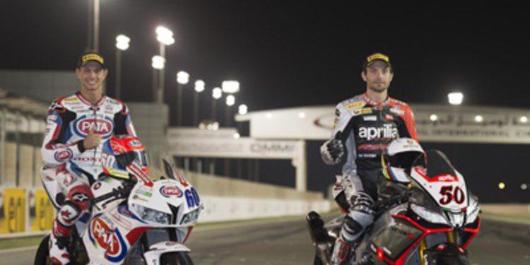 El campeón Sylvain Guintoli ficha por Pata Honda World Superbike