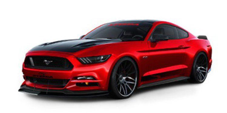Ford Mustang 2015 de 786 caballos por Steeda