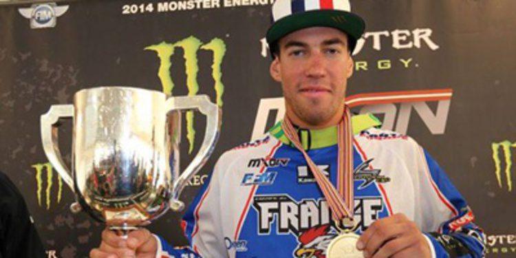 Wilvo Forkrent KTM firma al francés Steven Frossard