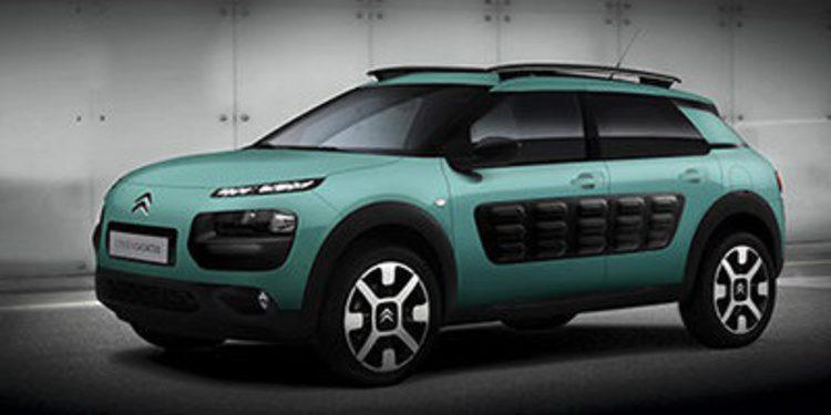 El Citroën C4 Cactus recibe el motor PureTech 110 CV