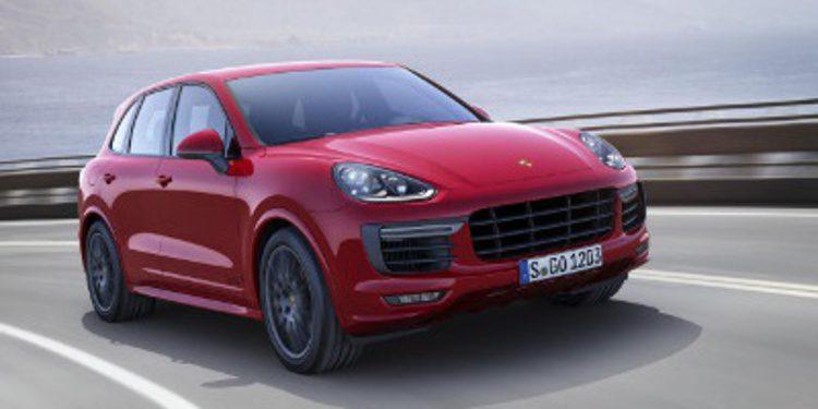 Porsche adelanta los nuevos Cayenne y Cayenne GTS