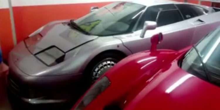 Policía italiana confisca increíble colección de hiperdeportivos