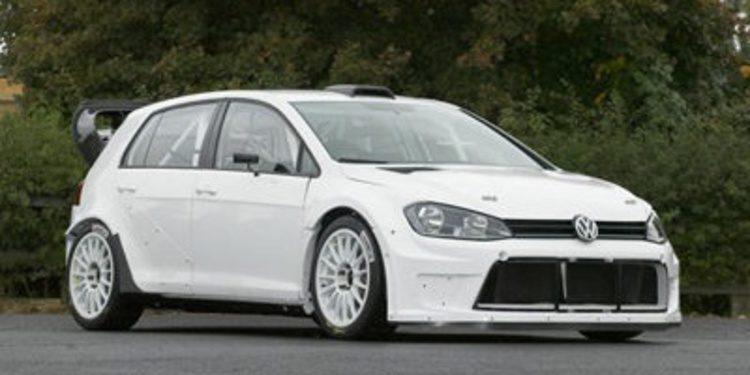 Pequeños detalles del Volkswagen Golf de Prodrive