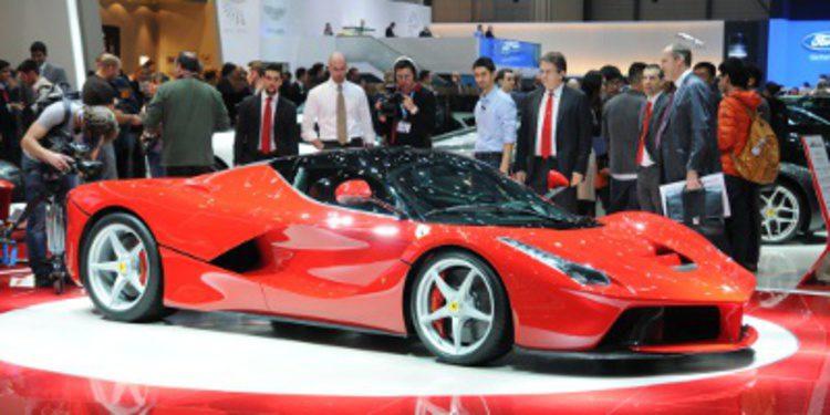 Rumor del día: Ferrari prepara un LaFerrari spider