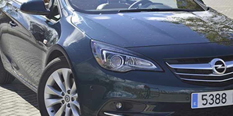 Prueba: Analizamos en detalle el Opel Cabrio