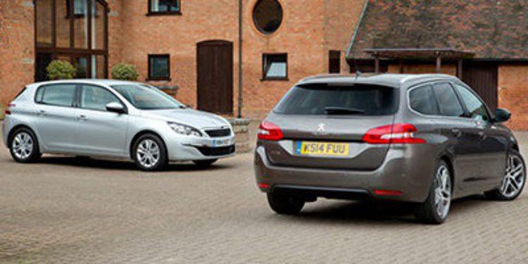 La gama mecánica del Peugeot 308 recibe mejoras