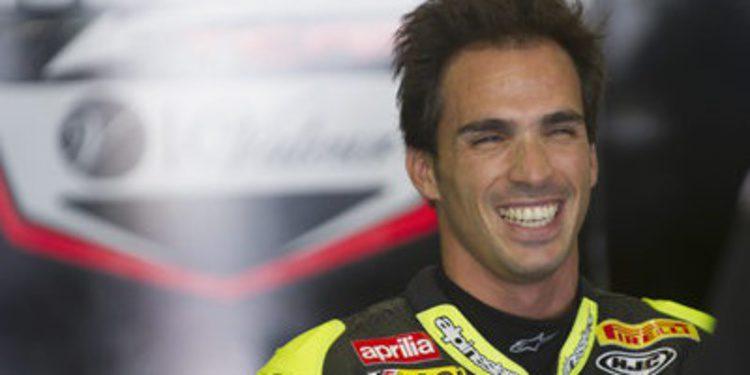 Toni Elías será piloto de JR Racing y BMW en Superbikes