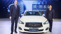 Infiniti arranca la producción del Q50L en China
