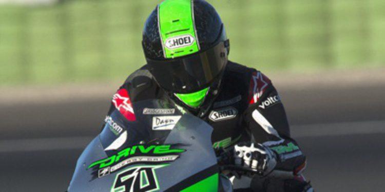 Eugene Laverty quiere dar la sorpresa en MotoGP 2015