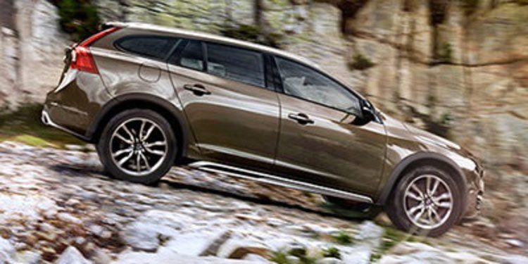 Descubrimos el nuevo Volvo V60 Cross Country