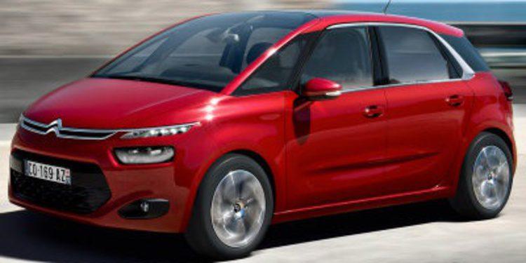 Citroën hace más seductor el precio del C4 Picasso y Grand C4 Picasso
