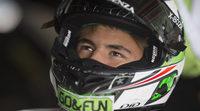 Niccolò Antonelli al frente del FP1 de Moto3 en Cheste
