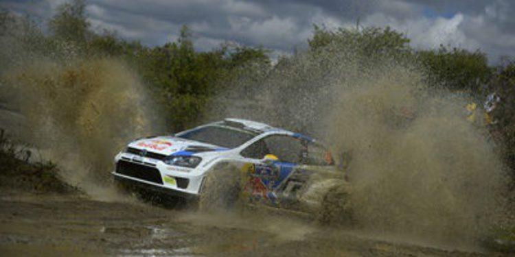 Salomon nuevo patrocinador de Volkswagen en el WRC