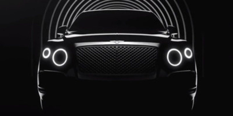 Bentley anuncia el SUV con otro vídeo