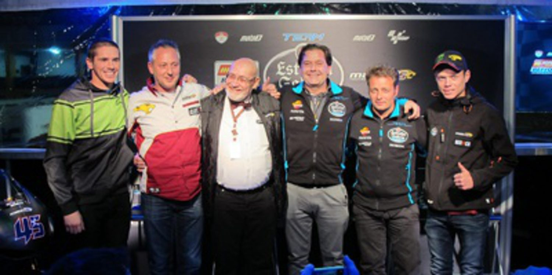 Monlau, Marc VDS Racing y Estrella Galicia unen fuerzas en el Mundial