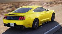 Ford destapa lentamente el nuevo Mustang GT350