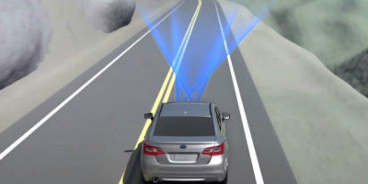 Subaru incorporará el EyeSight al Outback