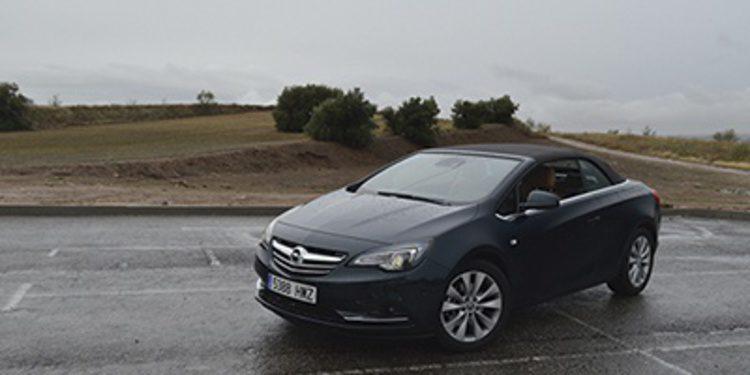 Prueba: Pasamos al volante del Opel Cabrio