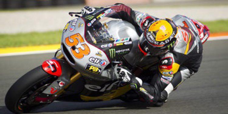Tito Rabat recuerda su presencia en el FP3 de Moto2