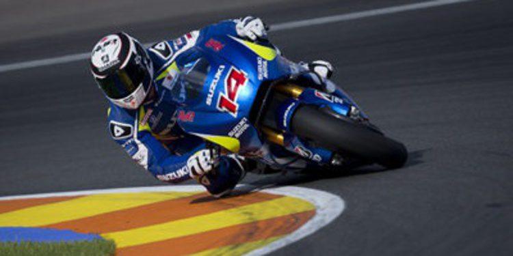 Directo clasificación del GP de Valencia de MotoGP 2014