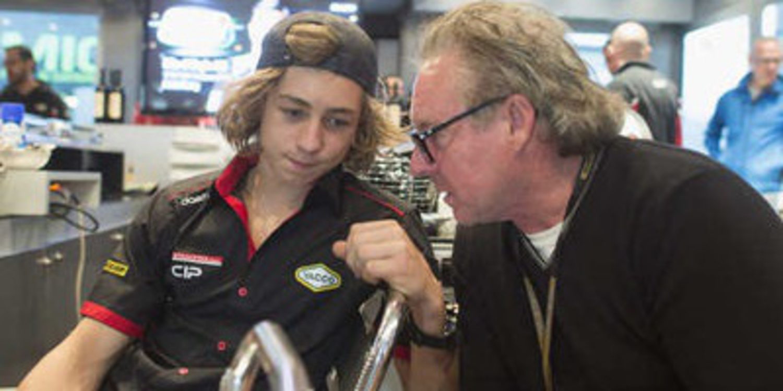 Remy Gardner llega a Moto3 de la mano del CIP Mahindra