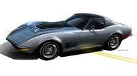 Chevrolet Corvette C3 by Jimmie Jhonson