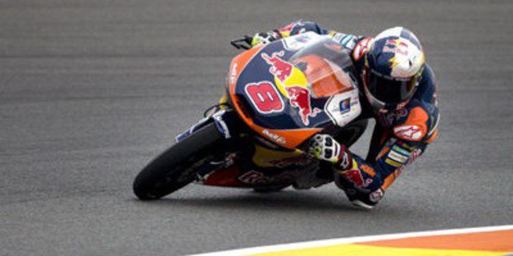 Jack Miller gana en Valencia pero Alex Márquez es campeón de Moto3