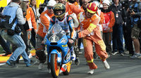 Alex Márquez es campeón de Moto3 tras su podio en Valencia