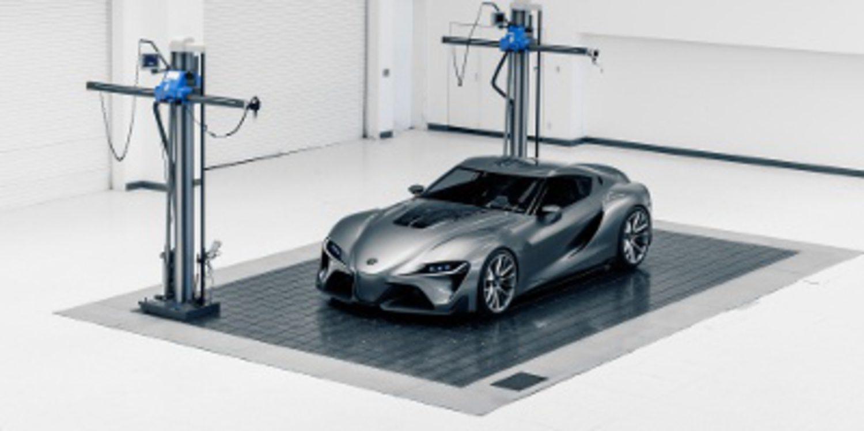 El desarrollo del nuevo Toyota Supra sigue adelante