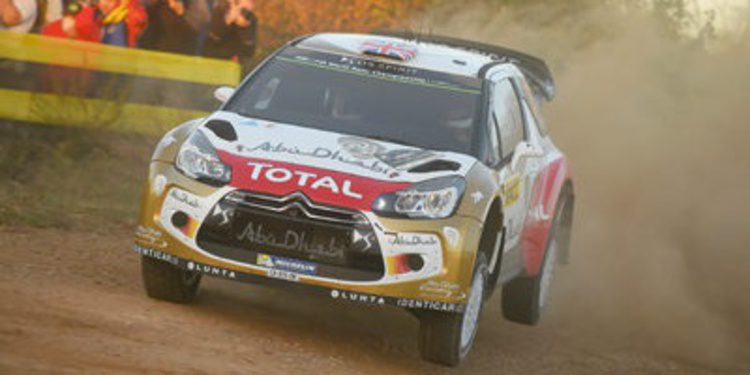 Citroën pone fecha al desarrollo del DS3 WRC 2015