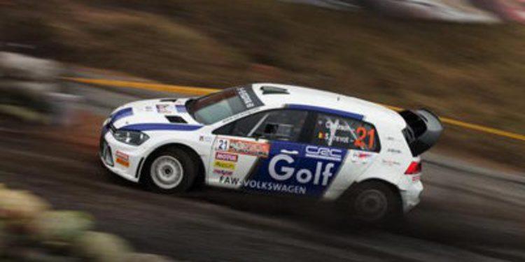 El Volkswagen Golf SCRC debuta ganando en Longyou