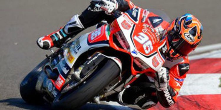 'Tati' Mercado y Barni Racing ascienden al World SBK