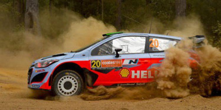 Hyundai Motorsport considera crear un Hyundai i20 R5