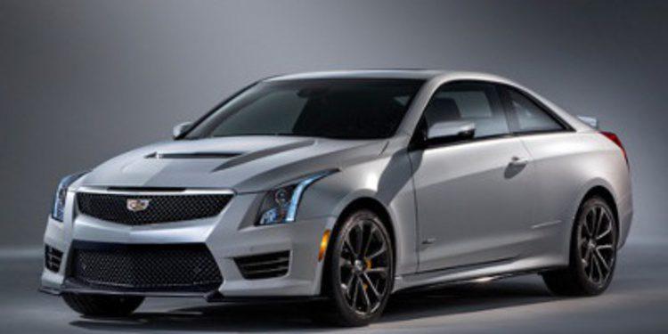 Cadillac ATS-V, el rival americano del BMW M4