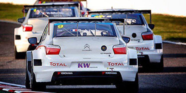 Citroën espera terminar la temporada por todo lo alto